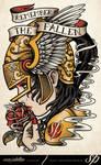 Remember The Fallen Memorial Tattoo Design