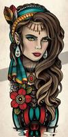 Gypsy Tattoo Lace