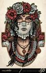 Beautiful Gypsy Bride
