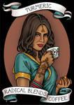 Radical Bends Coffee Turmeric