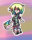 Rainbow adopt -CLOSED- by Elevera