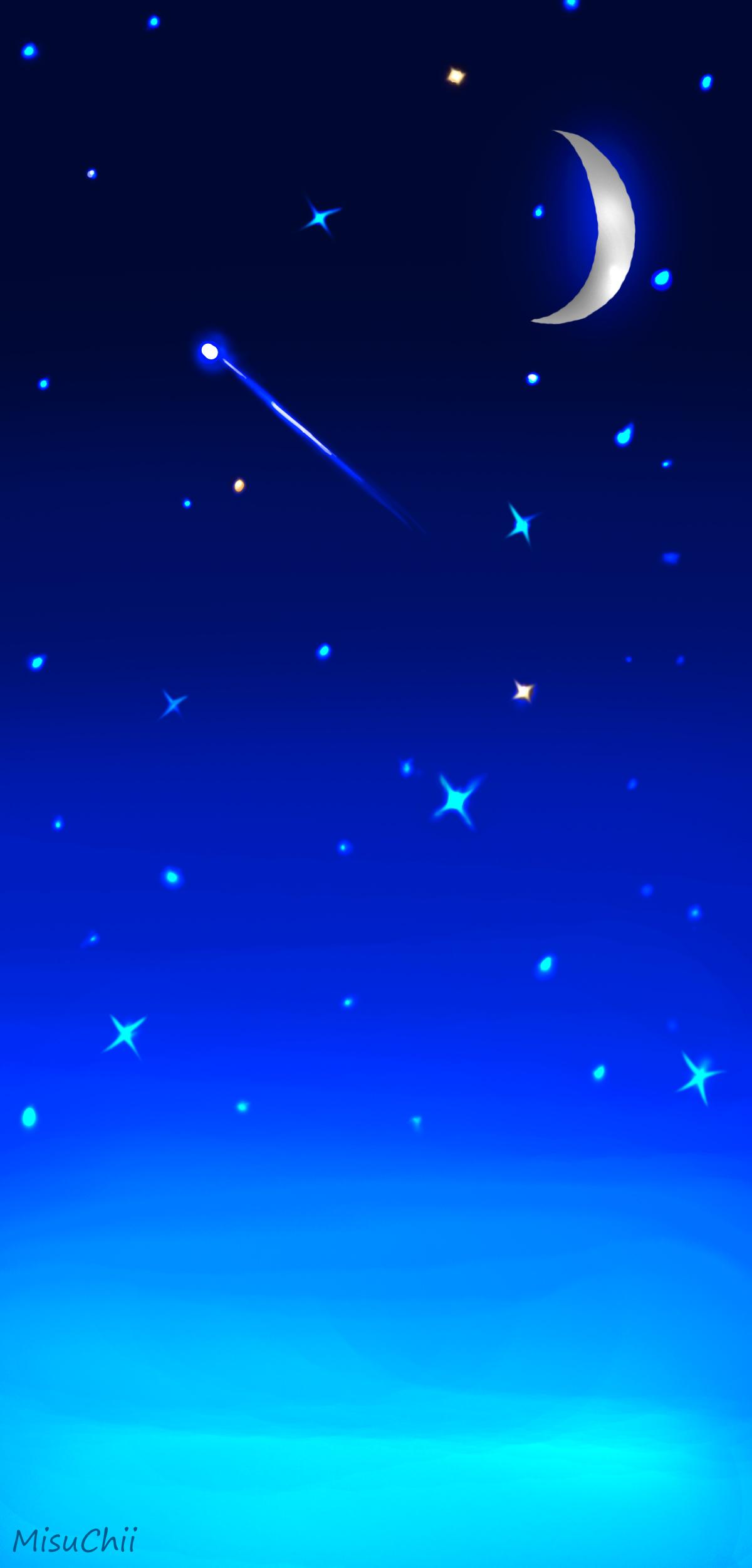 Free Custom BG Stars by tiraemisu