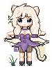 Claira Mini Pixel by tiraemisu