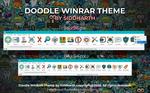 Doodle | WinRAR Theme | Siddharth