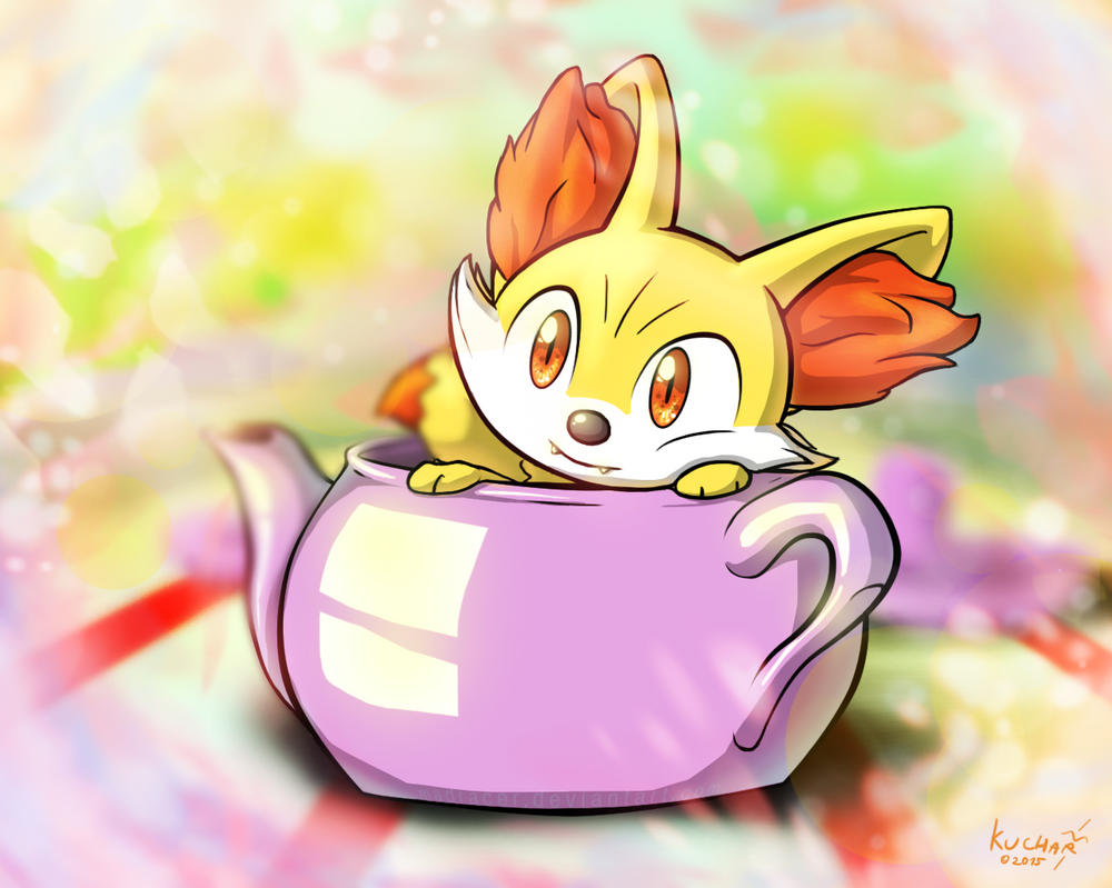Little teapot fokko by MadRacer