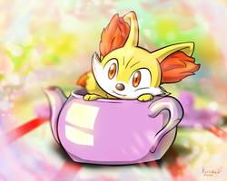 Little teapot fokko