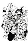 'Darksiders' Ink