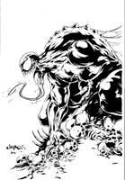 'Venom' Ink by Yangsberg