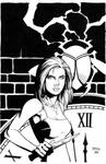 Buffy the Vampire Slayer Ink
