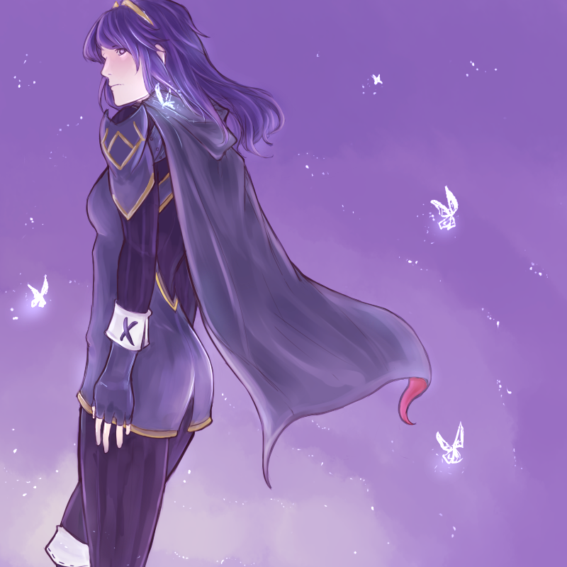 Lucina the bae by Toshiyaaa