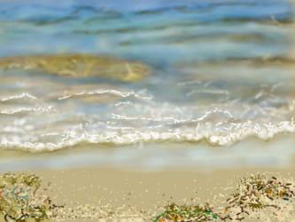The Beach by MacAodhagain