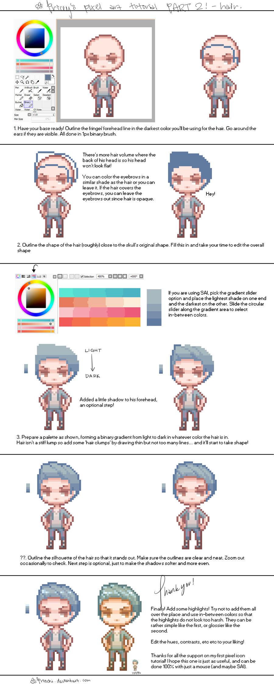 Pixel art tutorial 2