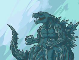 Godzilla: Planet of the Monsters by RadicalGator