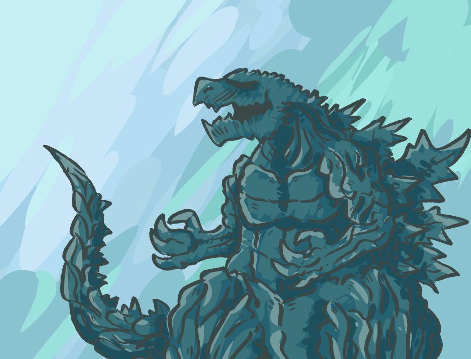 Godzilla Planet Der Monster