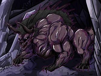 Behemoth by RadicalGator
