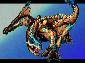 Tigrex by RadicalGator