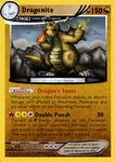Dragonite Card