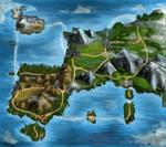 Ennya Region Map (Art Trade)