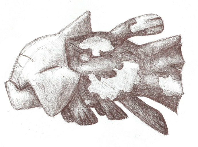[Obrazek: relicanth__ballpoint_pen_drawing__by_pok...6jmxay.png]