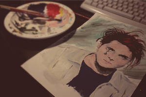 Gerard Way. by ieroslaugh