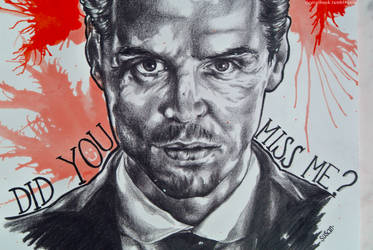 blood and Moriarty by ieroslaugh