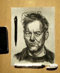 Rupert Graves by ieroslaugh