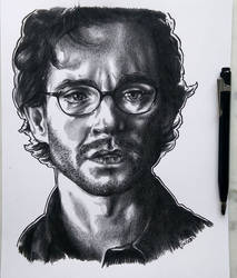 Will Graham ~ by ieroslaugh