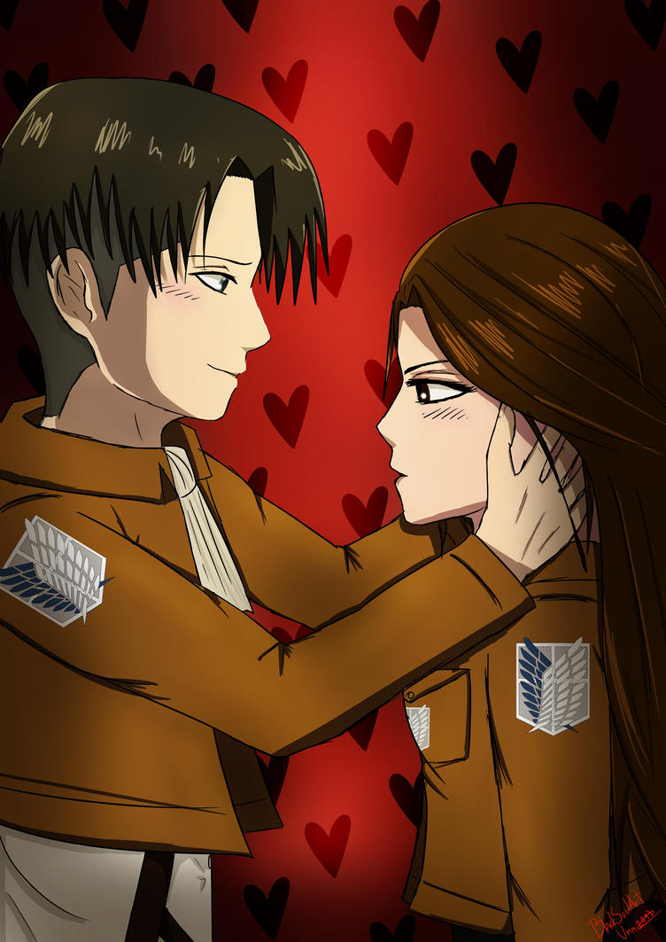 Levi and I x3 by AnthroCrazy04