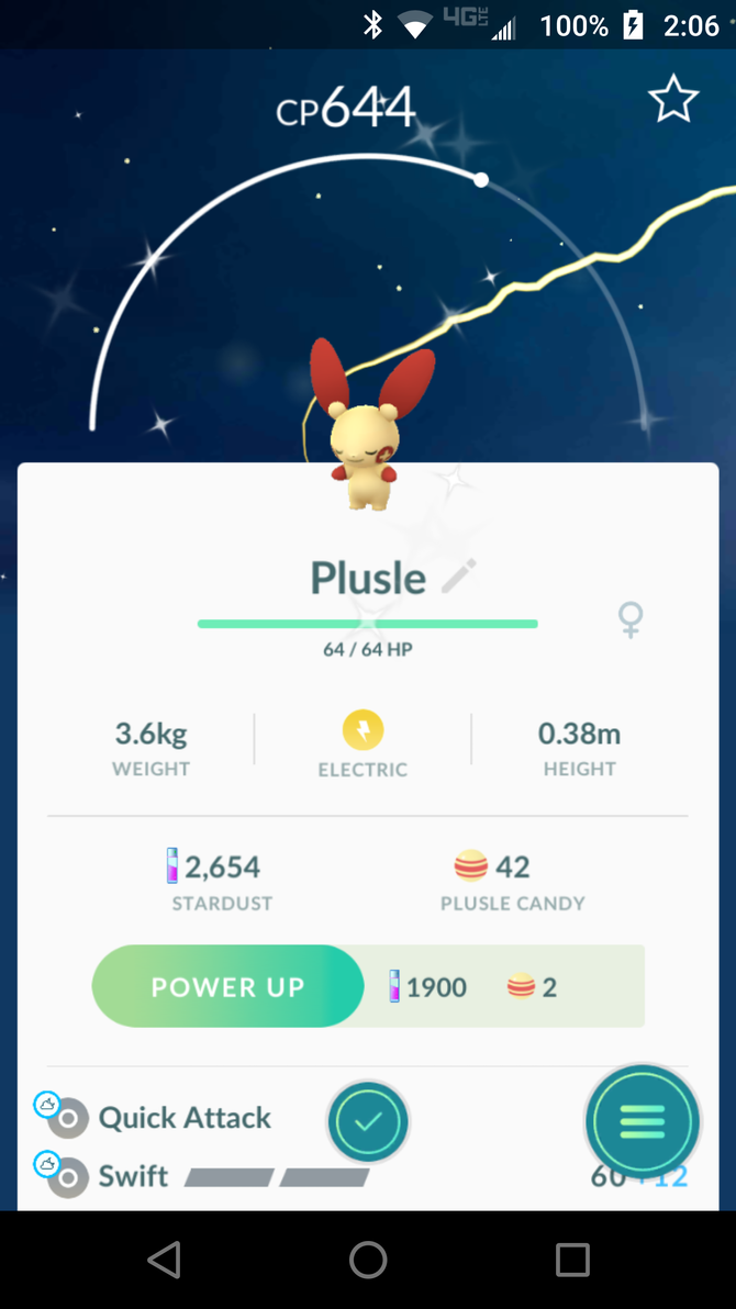 Shiny Plusle! by Sephy90