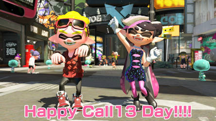 Callie's special day