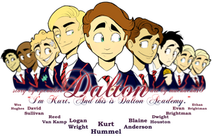 And this is Dalton Academy. by Maggirl93