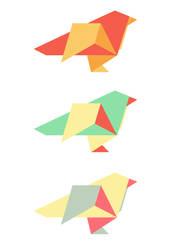 Origami Bird 1 by CatsiefY