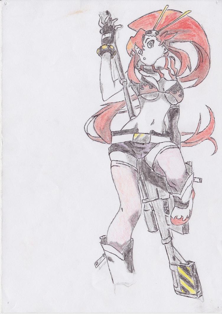 Yoko by DWito9