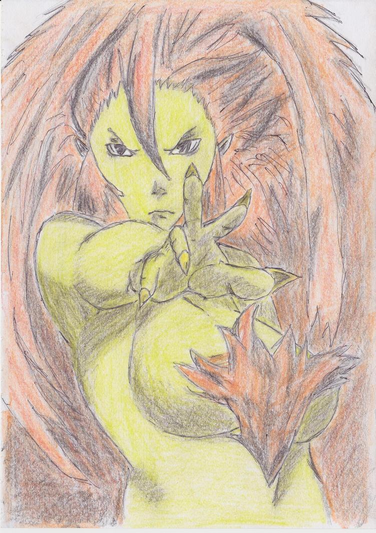 Blanka female version by DWito9