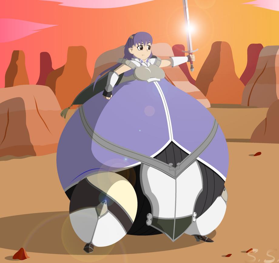 Heavy -Bottom Yuzu by The-Silver-Soldier on DeviantArt