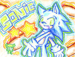Sonic Crayons