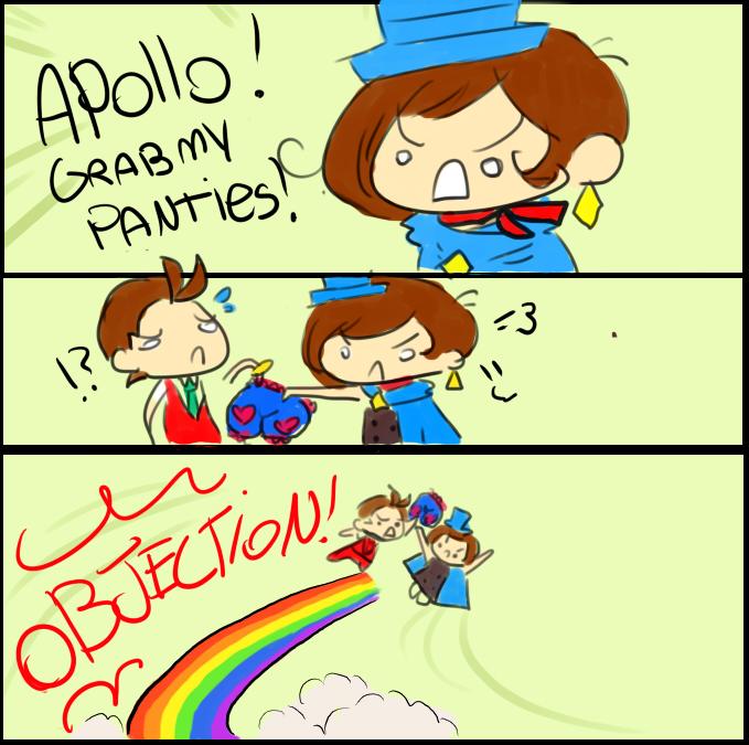 OBJECTION by x-X-lolzgurl-X-x