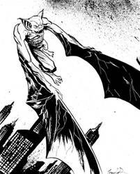Man-Bat Commission by Tonydonley