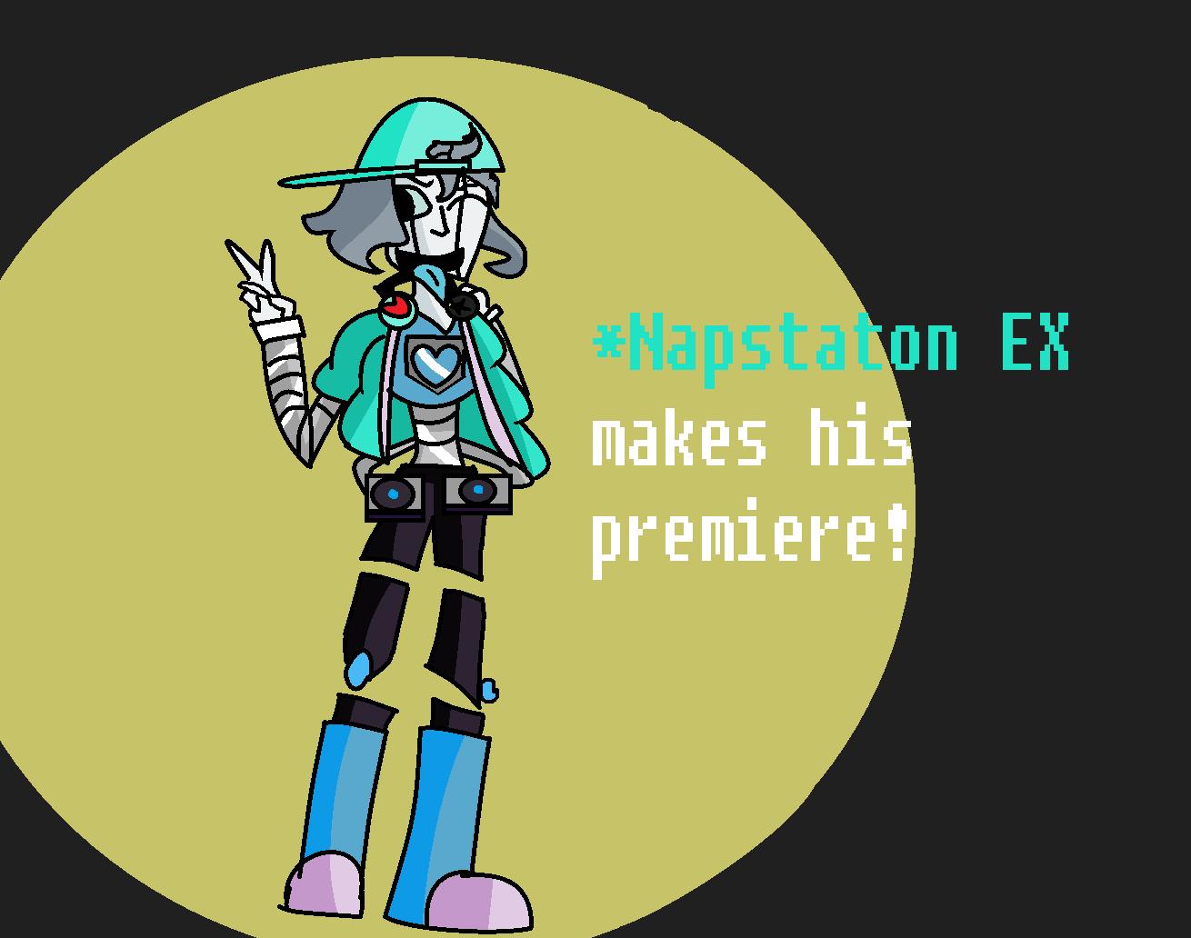 Napstaton EX by KittenLover1324