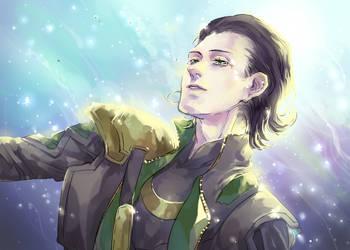 Loki by moscovia