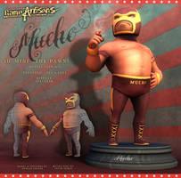 Mucho by DuncanFraser