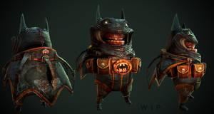 BATMAN by DuncanFraser