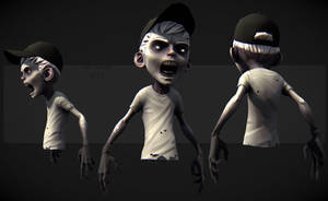 KID ZOMBIE by DuncanFraser