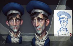 Milk Man by DuncanFraser