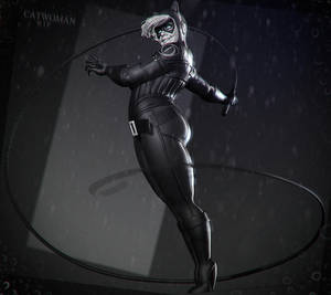 CatWoman Wip 004