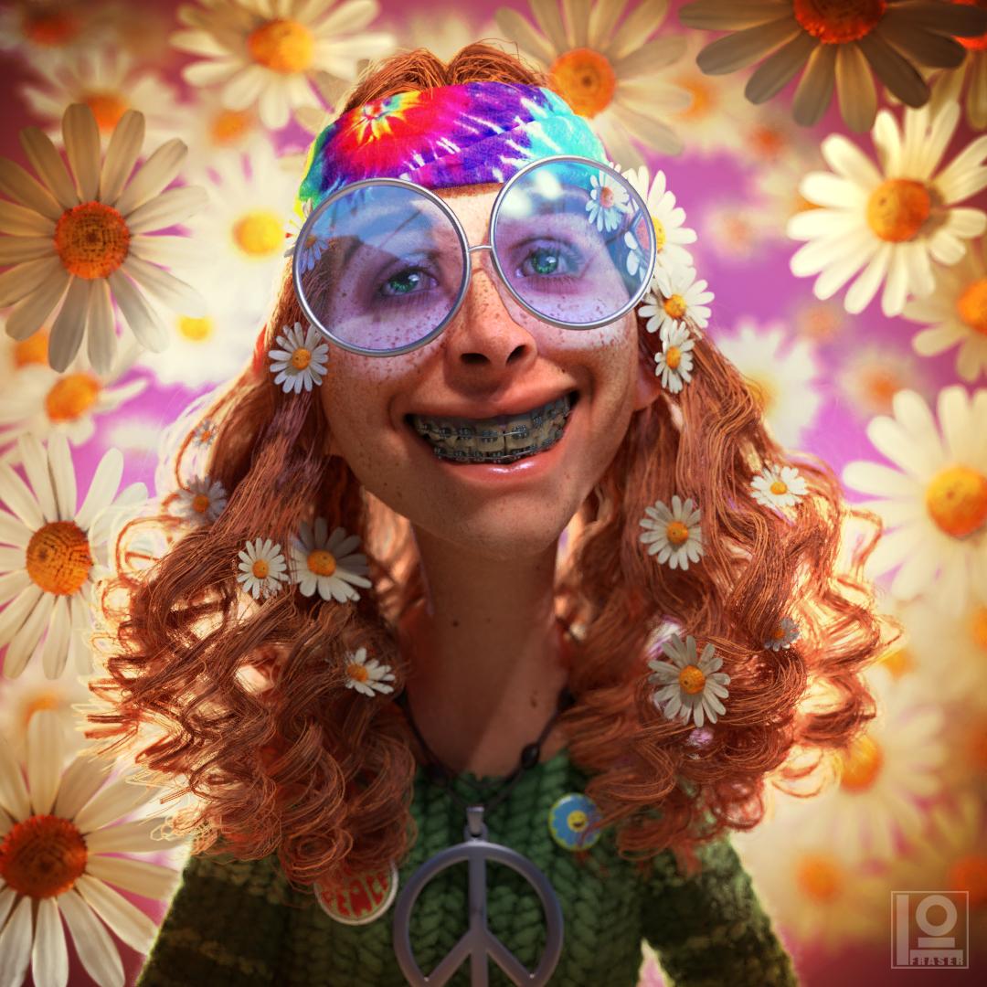 hippie by DuncanFraser