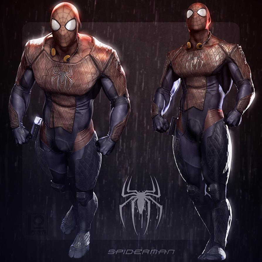 Spiderman by DuncanFraser