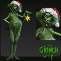 Grinch 001 by DuncanFraser
