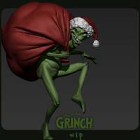 Grinch 002 by DuncanFraser