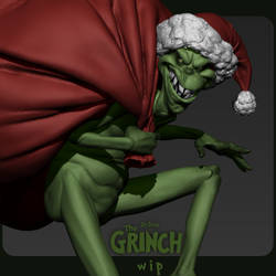 Grinch 003 by DuncanFraser